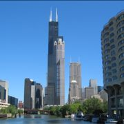 Picture Of Chicago Sears Willis Tower