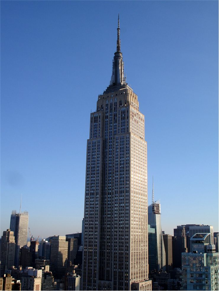 Picture Of Nyc Empire State Building