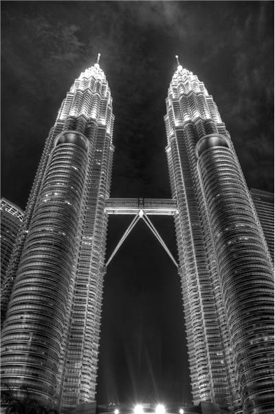 Picture Of Petronas Towers