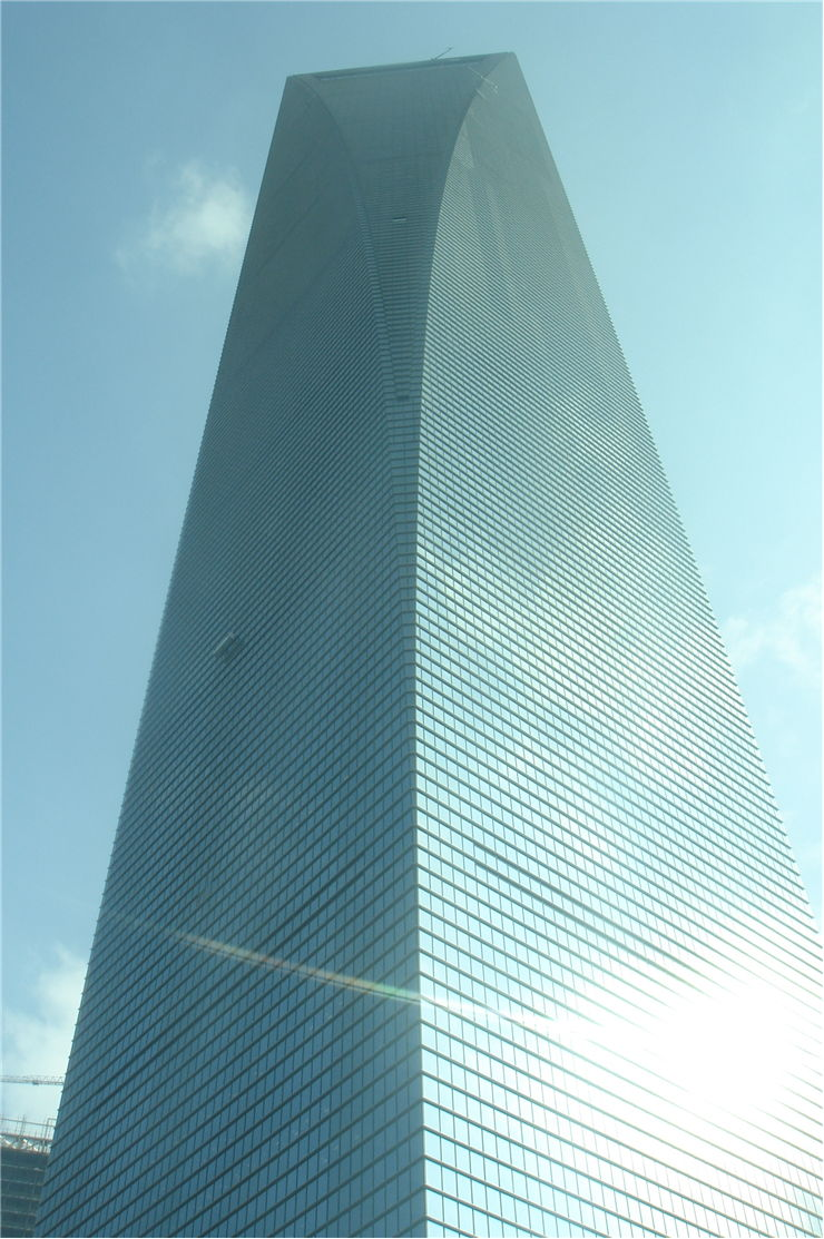 Picture Of Shanghai World Trade Center