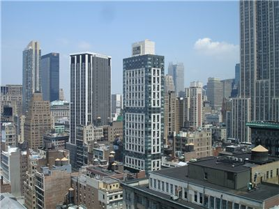 Picture Of Skyline Of New York City And Manhattan