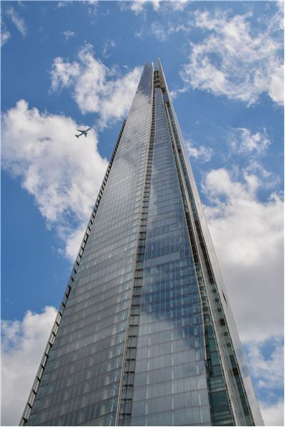 Picture Of Skyscarper The Shard In London