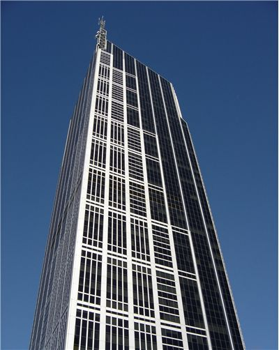 Picture Of Skyscraper Melbourne Central Tower