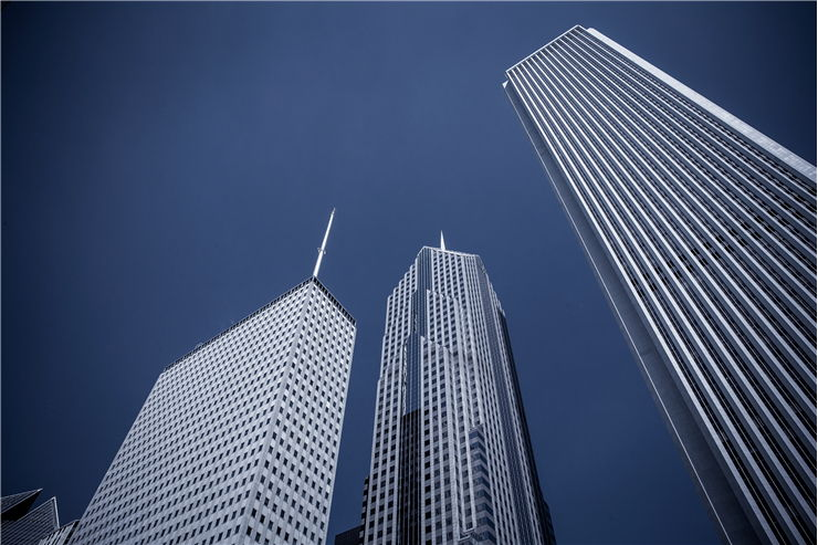 Picture Of Skyscrapers In Chicago