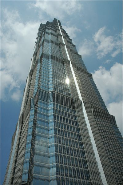 Picture Of Tallest Building Jin Mao Tower