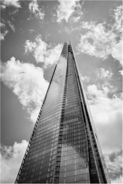 Picture Of The Shard Skyscarper In London